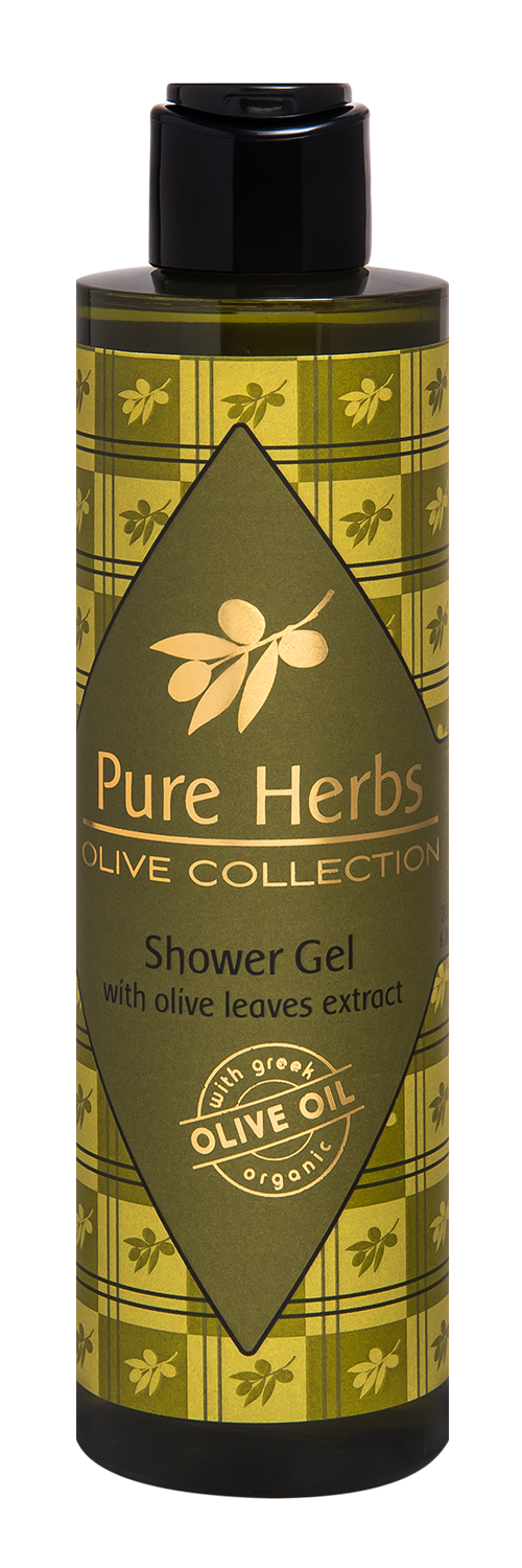 Shower Gel<BR/>Pure Herbs<BR/>Olive Collection 200ml